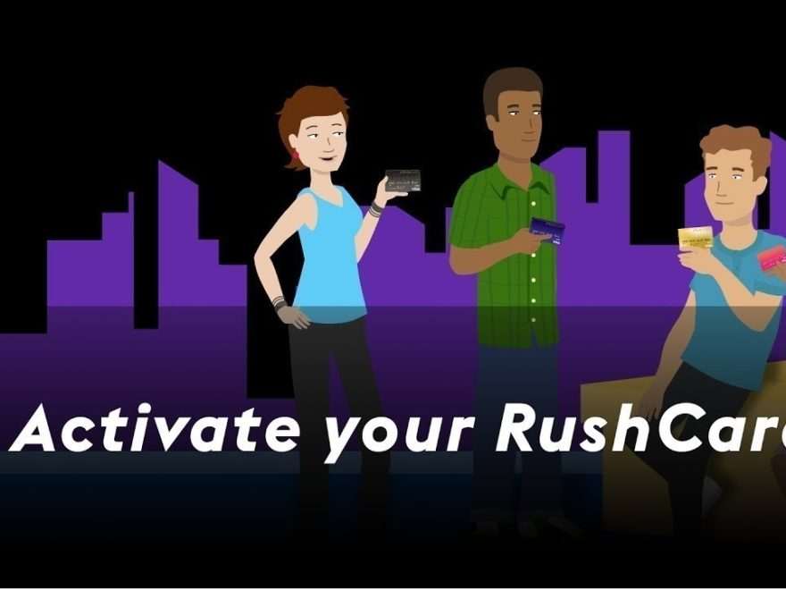 Rush Card Activation